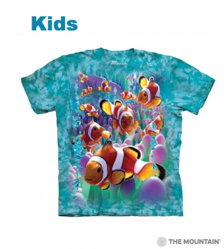 Clownfish - Kids Aquatic T-shirt - The Mountain®
